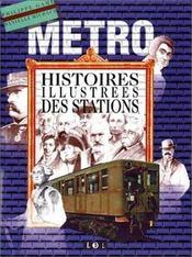 Metro Histoires Des Stations - Intérieur - Format classique