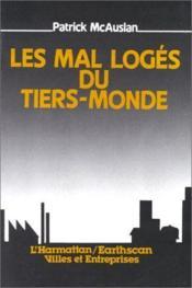 Mal Loges Du Tiers Monde - Couverture - Format classique