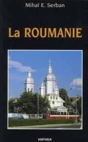 La Roumanie - Couverture - Format classique