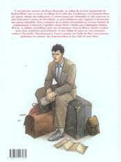 Dexter London T.3 ; Les Sources Du Rouandiz - 4ème de couverture - Format classique