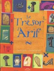 Le trésor d'Arif - Couverture - Format classique