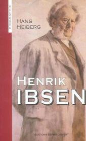 Henrik ibsen un portrait - Intérieur - Format classique