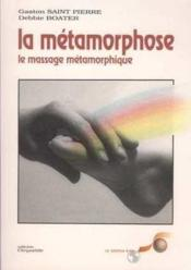 La metamorphose - Couverture - Format classique