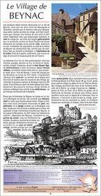 Chateau De Beynac ; Forteresse Feodale En Perigord - 4ème de couverture - Format classique