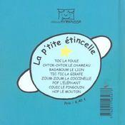 Hop le mouton - 4ème de couverture - Format classique