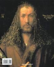 Dürer - 4ème de couverture - Format classique