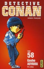 Detective Conan t.58