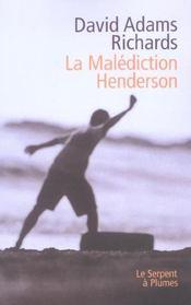 La Malediction Henderson - Intérieur - Format classique