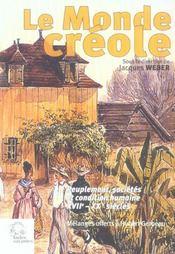 Monde Creole - Intérieur - Format classique