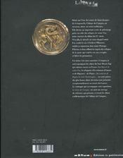 Le Tresor De Conques - 4ème de couverture - Format classique