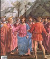 Masaccio - 4ème de couverture - Format classique