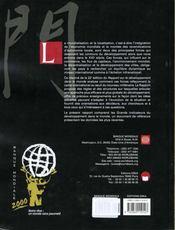 Rapport Developpement Ds Monde 99/00 - 4ème de couverture - Format classique