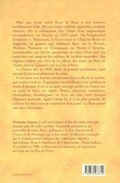 La rose une passion francaise (la) - 4ème de couverture - Format classique