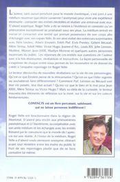 Contacts - Entrevues Au-Dela - 4ème de couverture - Format classique