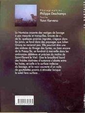 La nantaise (poche) - 4ème de couverture - Format classique