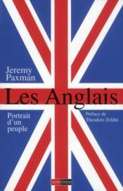 Les Anglais, Portrait D Un Peuple - Couverture - Format classique
