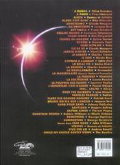 100% hits volume 5 - 4ème de couverture - Format classique
