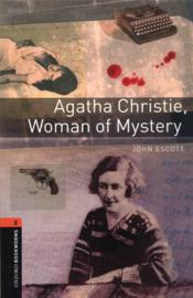 Vente  Obwl 3e level 2: agatha christie, woman of mystery  - Xxx
