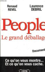 Vente  People, le grand deballage  - Renaud Revel - Laurence Debril - Revel/Debril