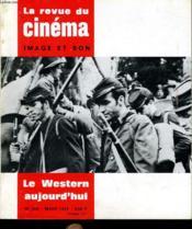 Revue De Cinema - Image Et Son N° 258 - Le Western Aujourd'Hui - Couverture - Format classique