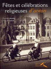 Fêtes et célébrations religieuses d'antan - Intérieur - Format classique