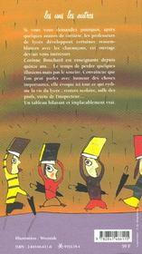 La Vie Des Charancons Est Assez Monotone - 4ème de couverture - Format classique