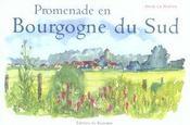 Promenade En Bourgogne Du Sud - Intérieur - Format classique