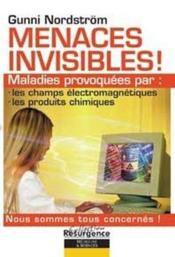 Menaces Invisibles - Couverture - Format classique