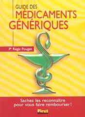 Guide Des Medicaments Generiques - Intérieur - Format classique