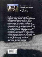 La Bretonne Pie Noire - 4ème de couverture - Format classique