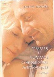 Femmes et hommes ; compatibilités astrologiques - Intérieur - Format classique