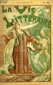 Le Parrain. La Vie Litteraire. - Couverture - Format classique