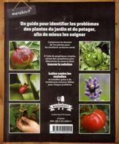 Les premiers soins du jardin et du potager - 4ème de couverture - Format classique
