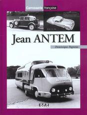 Jean Antem - carrosserie française - Intérieur - Format classique