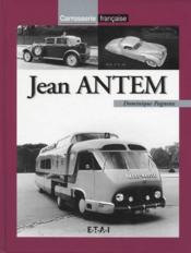 Jean Antem - carrosserie française - Couverture - Format classique