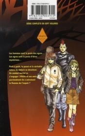 Kurozakuro t.3 - 4ème de couverture - Format classique