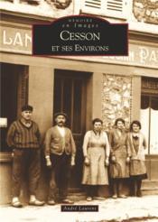 Cesson et ses environs - Couverture - Format classique