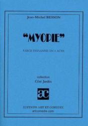 Myopie - Couverture - Format classique