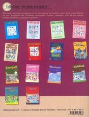 25 jeux de thèque - 4ème de couverture - Format classique