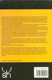 Stéréotypes et cognition sociale - 4ème de couverture - Format classique