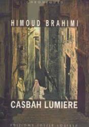 Casbah Lumiere - Couverture - Format classique