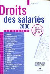 Droit des salaries 2000 - Intérieur - Format classique