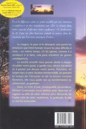 Guerir De La Detresse Emotionnelle - 4ème de couverture - Format classique