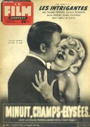 Film Complet N° 475 - Minuit, Champs-Elysees... - Couverture - Format classique