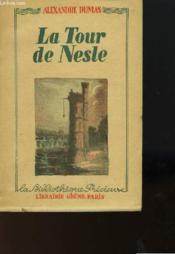 La Tour Du Nesle - Couverture - Format classique
