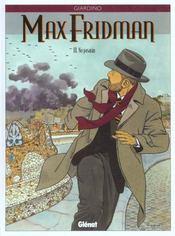Max fridman t.3 ; no pasaran - Intérieur - Format classique