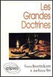 Les Grandes Doctrines - Intérieur - Format classique