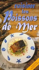 Cuisiner Les Poissons De Mer - Intérieur - Format classique