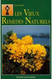 Vieux Remedes Naturels (Les) - Couverture - Format classique