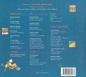 Yumi et le Bétobéto - 4ème de couverture - Format classique